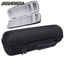 JINSHNEGDA 1 PC Hard EVA Travel Carry Storage Case Bag For  Bluetooth Speaker