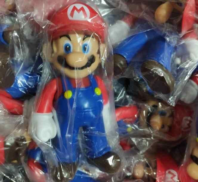 1 Pcs Kawaii Bonito Super Mario Pvc Decoração Do Bolo Bolo Topper Decoração Do Partido Dos Miúdos Fornece Bolo Decorat Brinquedos Do Miúdo