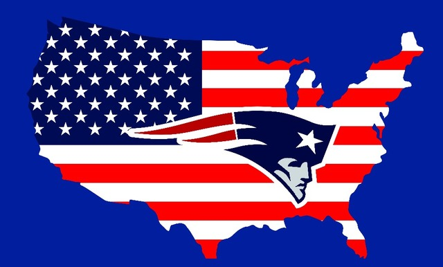 new england patriots 90x150cm polyester digital print american map flag banner with 2 metal grommets 3x5ft mouse over to zoom in