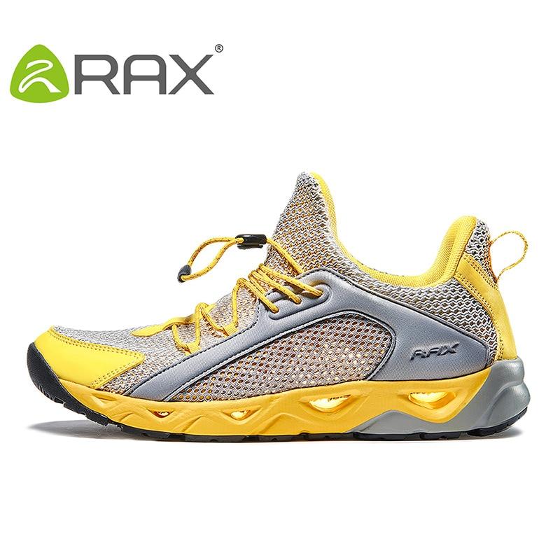 RAX Hommes chaussures aqua En Plein Air Plage chaussures d'eau Hommes En Amont Du Ruisseau chaussures de plongée En Néoprène Non-Slip Léger