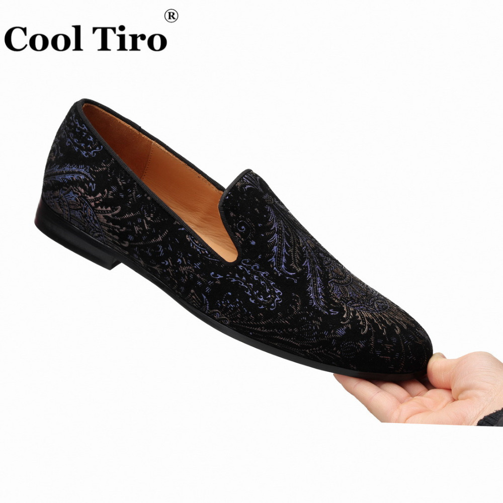 printing Mens Loafers With Tassels Flats (7)