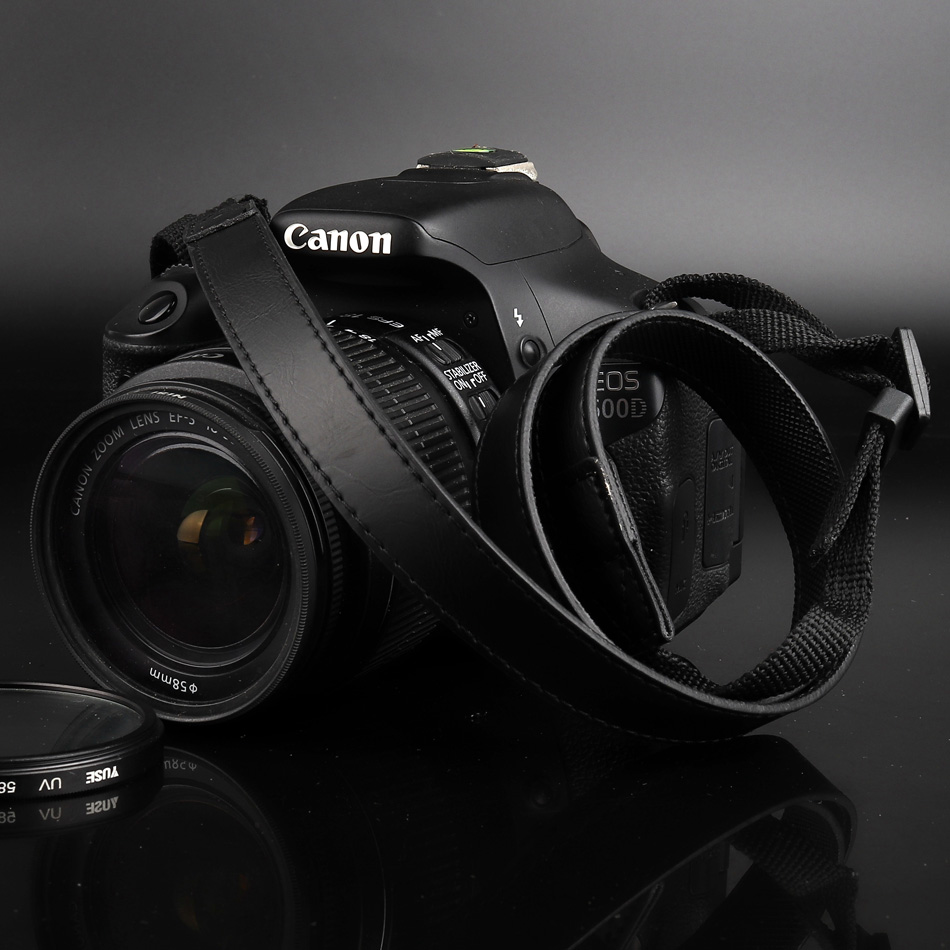 Canon PowerShot S120 Neck Strap Adjustable With Quick-Release. Lanyard Style