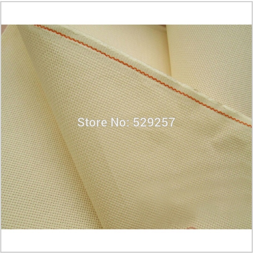 100% Cotton 18CT/16CT/14CT/11CT/9CT  Embroidery Aida Cloth  Canvas Fabric|fabric fabric|fabric canvas|fabric cloth - AliExpress