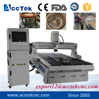 New Type 3d Cnc Router 1325 For Wood