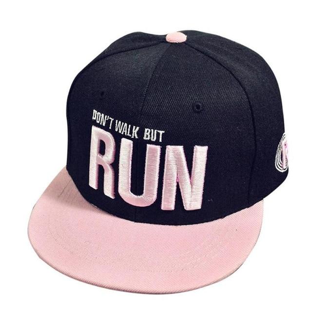 Fashion Embroidery Snapback Boy Hiphop Hat Adjustable Baseball Cap Unisex  gorras planas hip hop snapback caps cded1e19c9
