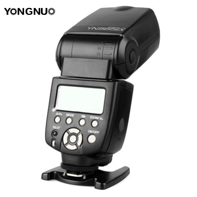 YONGNUO YN-565EX II /C TTL Flash Speedlite for Canon 5DII / 7D / 60D / 600D / 650D / 1000D 3pcs yongnuo yn600ex rt auto ttl hss flash speedlite yn e3 rt controller for canon 5d3 5d2 7d mark ii 6d 70d 60d