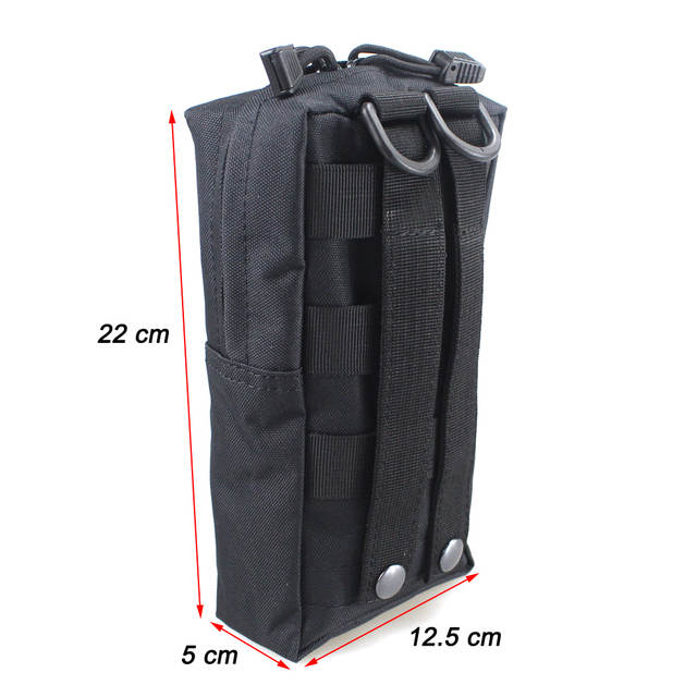 0da9cb582d2a US $6.83 20% OFF|Tactical Molle Pouches EDC Utility Pouch Gadget Gear Bag  Military Vest Waist Pack Water resistant Compact Bag-in Pouches from Sports  ...