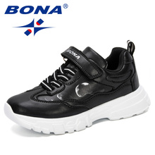 BONA 2019 Kids Sneakers Boys Shoes Hiking Children Shoes Ant