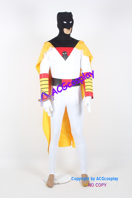 ghost costume Space adult