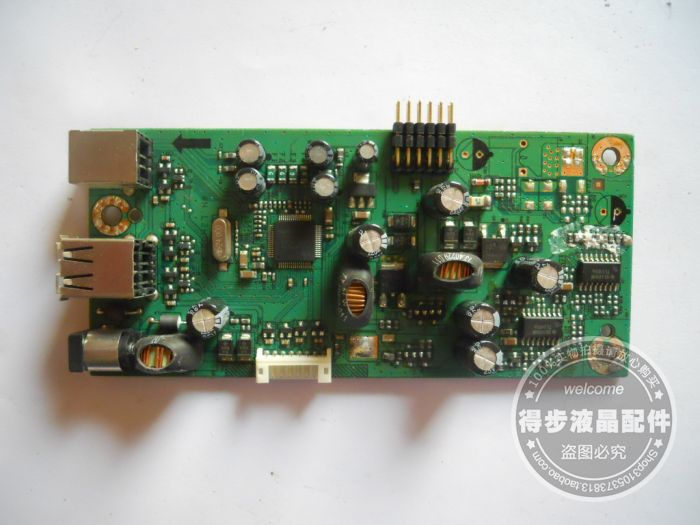 Free Shipping>Original 100% Tested Working   2007FP 4H.L2H08.A02 USB power supply board in good condition new test package new original laptop usb audio switch board aipy6 ls c952p test good free shipping