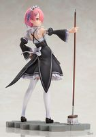 22cm Re:Life In A Different World From Zero Ram sexy Action Figure PVC toys Collection figures for friends gifts