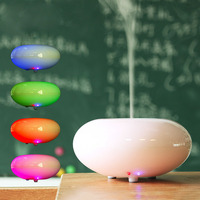 Ultrasonic Aroma Diffuser Aromatherapy Diffuser Essential Oil Humidifier 7 Colors LED Lamp Mist Maker Air For