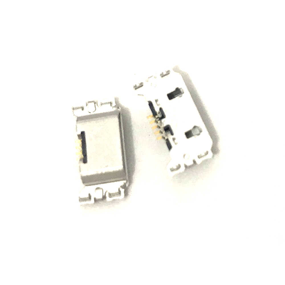 2 Buah/Banyak untuk Sony Xperia XA Ultra C6 F3211 F3212 F3213 F3216 F3215 Jack Micro USB Pengisian Soket Port Mini konektor