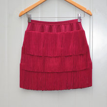 2017 Women Spandex Skirt Dresses Clothing Square For Acrobatics Dress Fringed The Lowest In Five Years Of Special Seckill