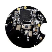 NRF51822 2 ボルト 3.3 ボルトブルートゥース 4.0 無線モジュール iBeacon ため基地局インテリジェント制御システムビーコン BLE モジュール 4MA