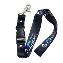 Neck Strap Lanyard Sling with Quick-released Buckle for GoPro 6 5 5s 4 3+ 3 2 1 Action sports
