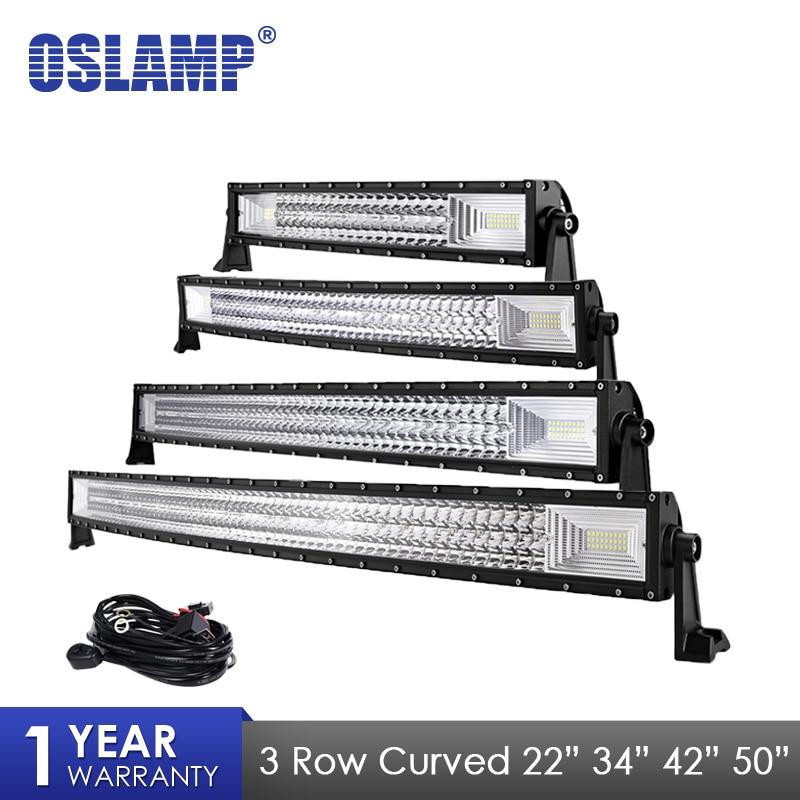 Oslamp 3 Row 22