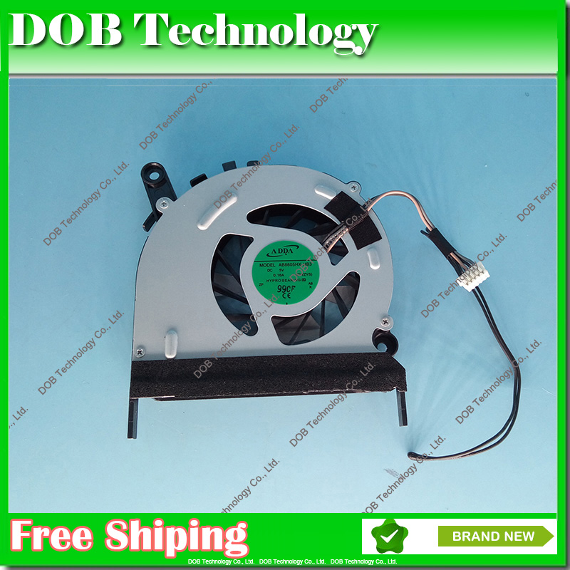 original Laptop CPU fan for Acer Aspire 7230 7530 7630 7730 eMachines G420 G620 G520 G720 fan AB8605HX-HB3 CWZY5 for acer aspire 4733z zq8b zq8c 4738g 4738zg founder r410 fan