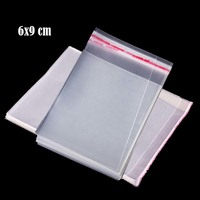 600 Pcs 6 X 9 Cm Clear Plastic Packaging Bags 2 36 X 3 54 Poly