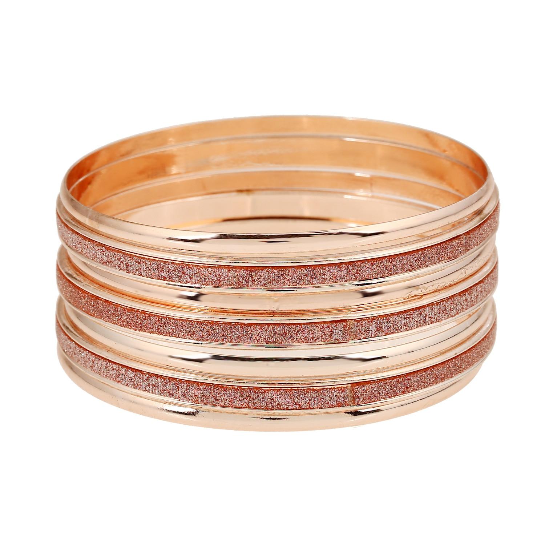 Indian Jewelry Circle Rosegold