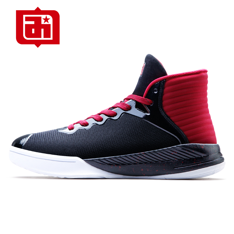 b8cdf6e43f1 IVERSON New Black warrior Basketball shoes breathable indoor outdoor Sport  Shoes men Sneaker