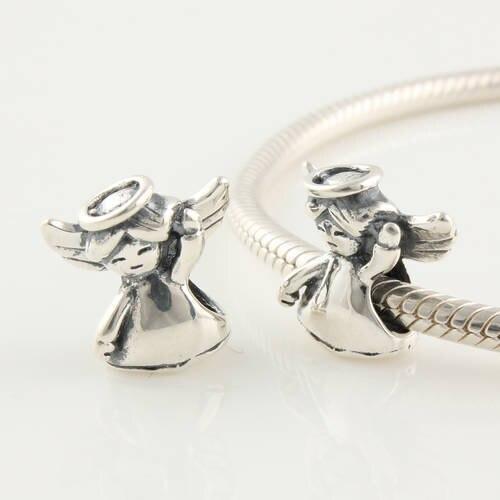 Authentic 925 Silver Beads Fits Pandora Charm Bracelet