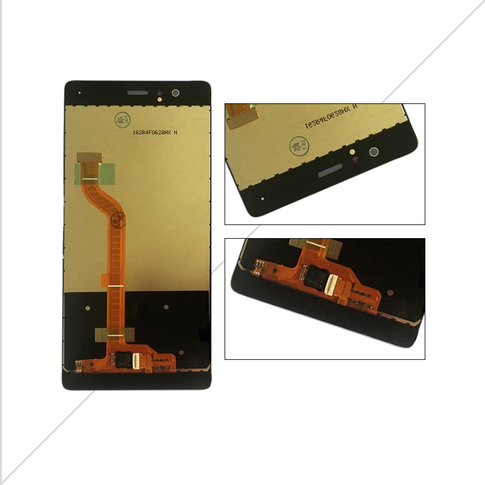 """Image 5 - AICSRAD 5.2"""" LCD For HUAWEI P9 Display Touch Screen Digitizer with Frame for HUAWEI P9 LCD Display EVA L09 EVA L19 Replacement-in Mobile Phone LCD Screens from Cellphones & Telecommunications"""