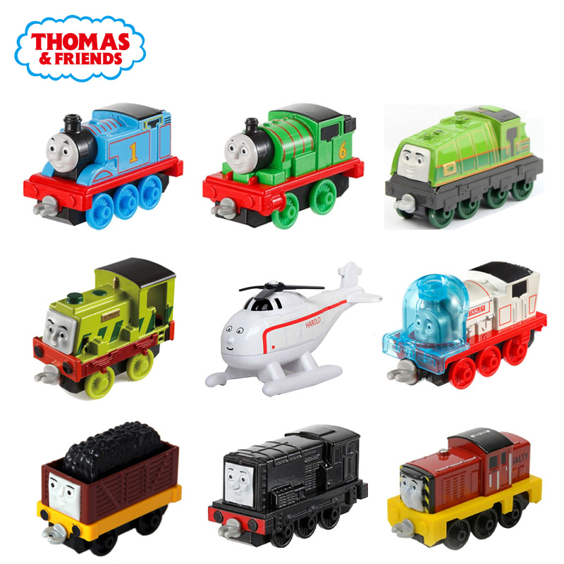 free shipping diecast metal thomas and friends train the