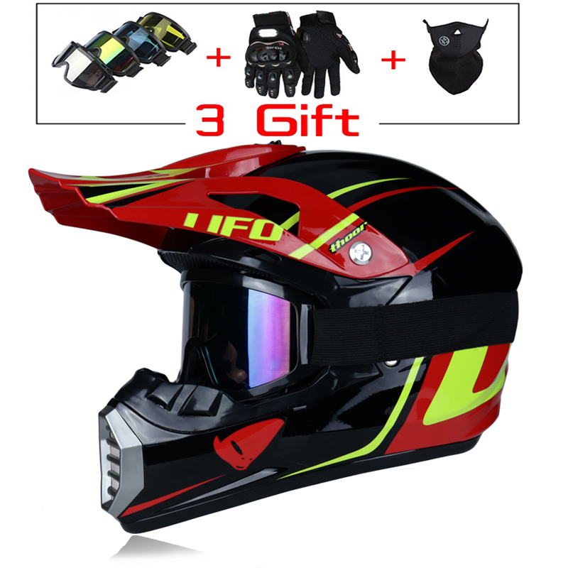 High quality motorcycle Adult motocross Off Road Helmet ATV Dirt bike Downhill MTB DH racing helmet