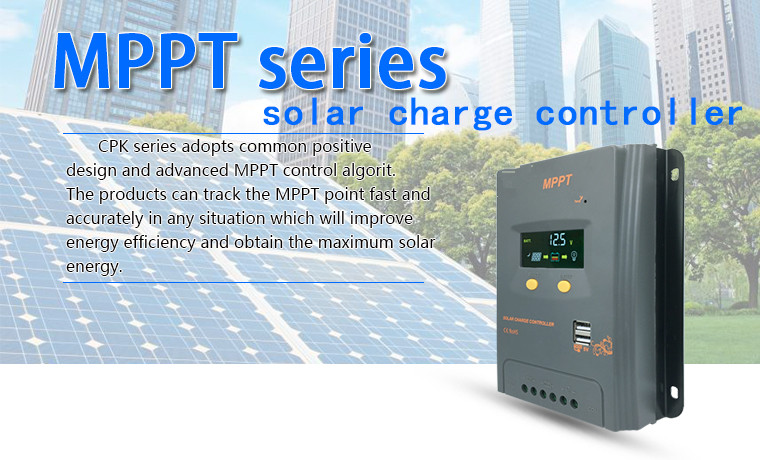 HTB1ZE9hXifrK1RjSspbq6A4pFXaF - CPK Multi-function 12V 24V 20A MPPT Solar Charger Controller High Efficiency with