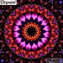Dispaint Full Square/Round Drill 5D DIY Diamond Painting Circular picture Embroidery Cross Stitch 3D Home Decor A10843