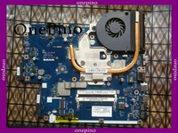 LA 5911P=LA 5912P NEW75+heatsink+CPU motherboard fit for acer 5552G 5551G 5551 Laptop Motherboard tested working
