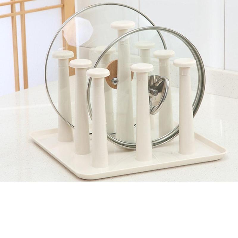 1pcs Kitchen Bottle Drying Rack Hanging Feeding Bottle Cups Holder Infant Nipple Dish Utensil Lid Drain Shelf Drainer