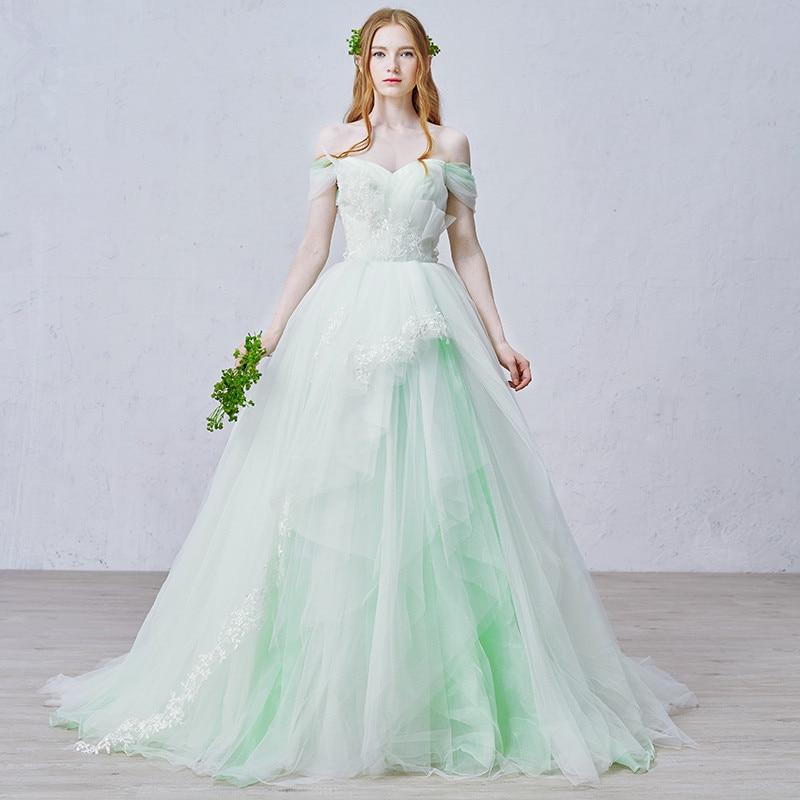 Green Wedding Dresses – fashion dresses