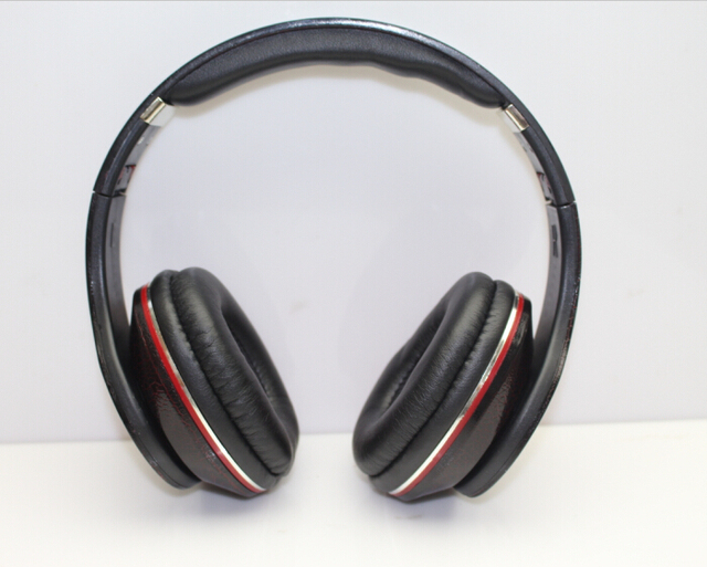 Bluetooth Sem Fio Fone De Ouvido Over-ear Stereo DJ Fones de Ouvido Fone De Ouvido FM Telefone Cabeça Com Caixa de Varejo Fones De Ouvido Do Telefone Móvel