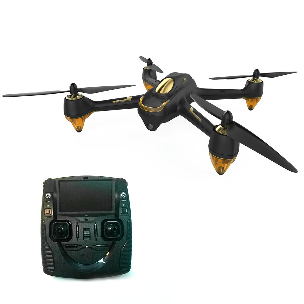 Hubsan H501S RC Drone 5.8G FPV Brushless & 1080P HD Camera GPS Altitude Hold Dron Auto return RTF rc Quadcopter Helicopter Toys