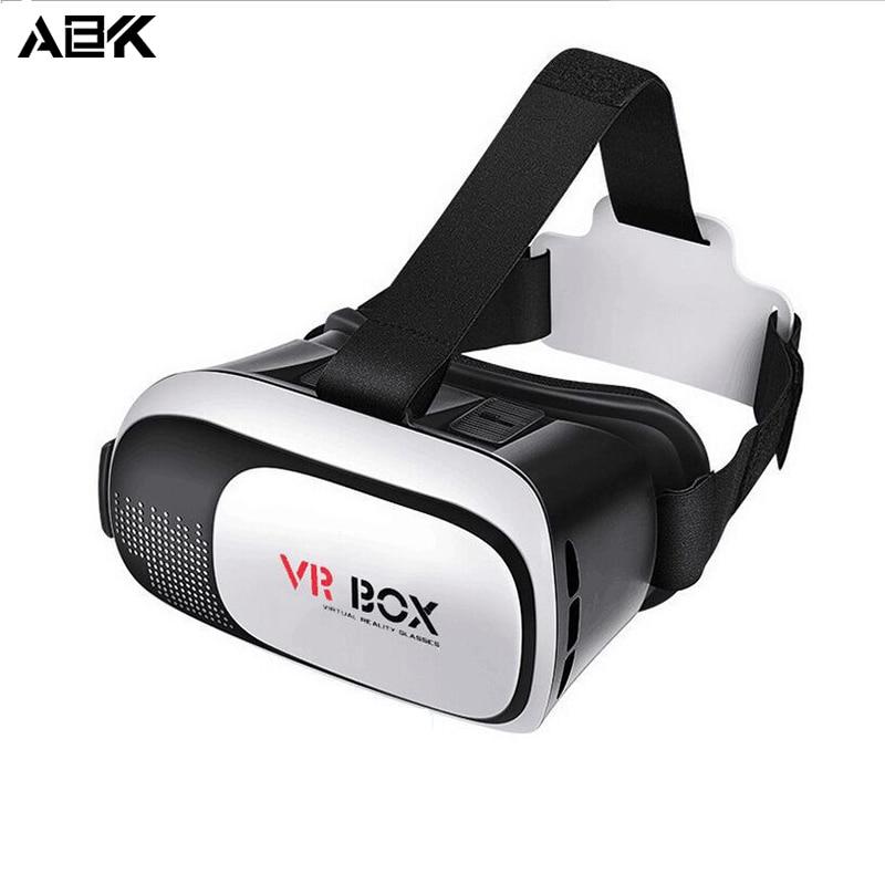 Original ALBK VR BOX 2 3D VR Headset Virtual Reality Glasses for 4.0-6.0″ Smartphones