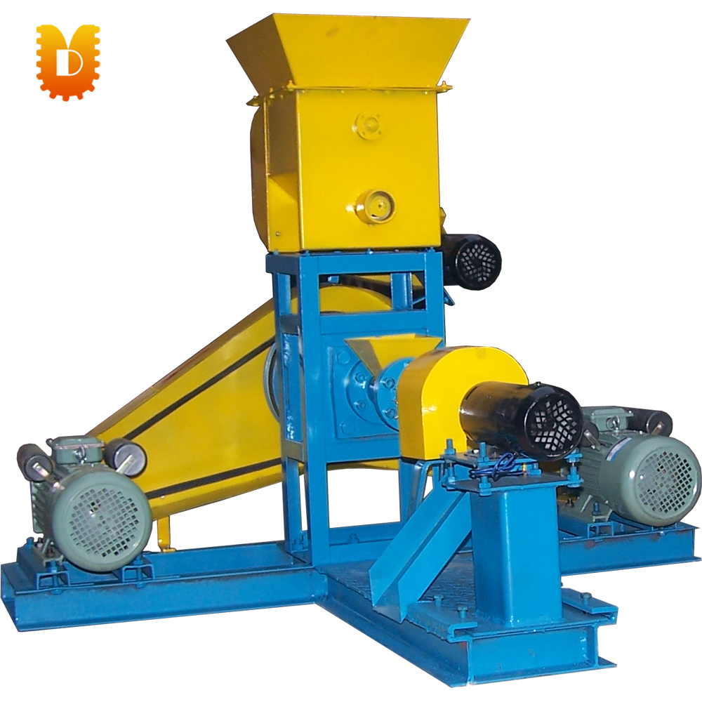 pet feed extruder dog food extruder fish food puffing machine large production of snack foods puffing machine grain extruder single screw food extruder