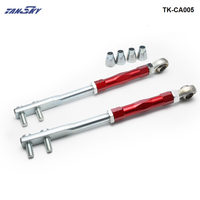 Front Tension Rod Control Arm FOR NISSAN Z32 300ZX 90 96 S13 S14 (Skyline R32 89 94) RED TK CA005
