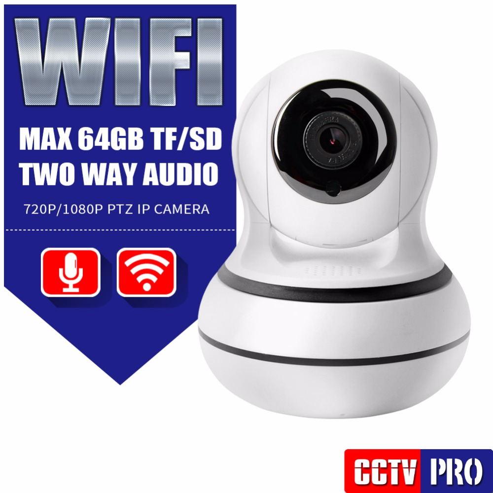 720P 1080P Wi-fi Smart Camera IP PTZ Security IR 8M Night Vision Two Way Audio CCTV Surveillance 2MP WIFI IP Camera Wireless