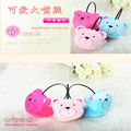 100%POLYESTER VARIOUS COLOR  EARMUFFS FOR KIDS