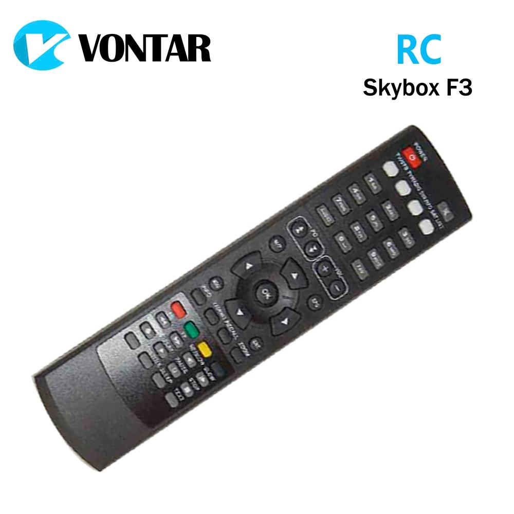 1pc Remote Control for Original Skybox F3 M3 F4 F5 F3S F5S F4S A3 A4 M5 openbox V5S satellite receiver free shipping post