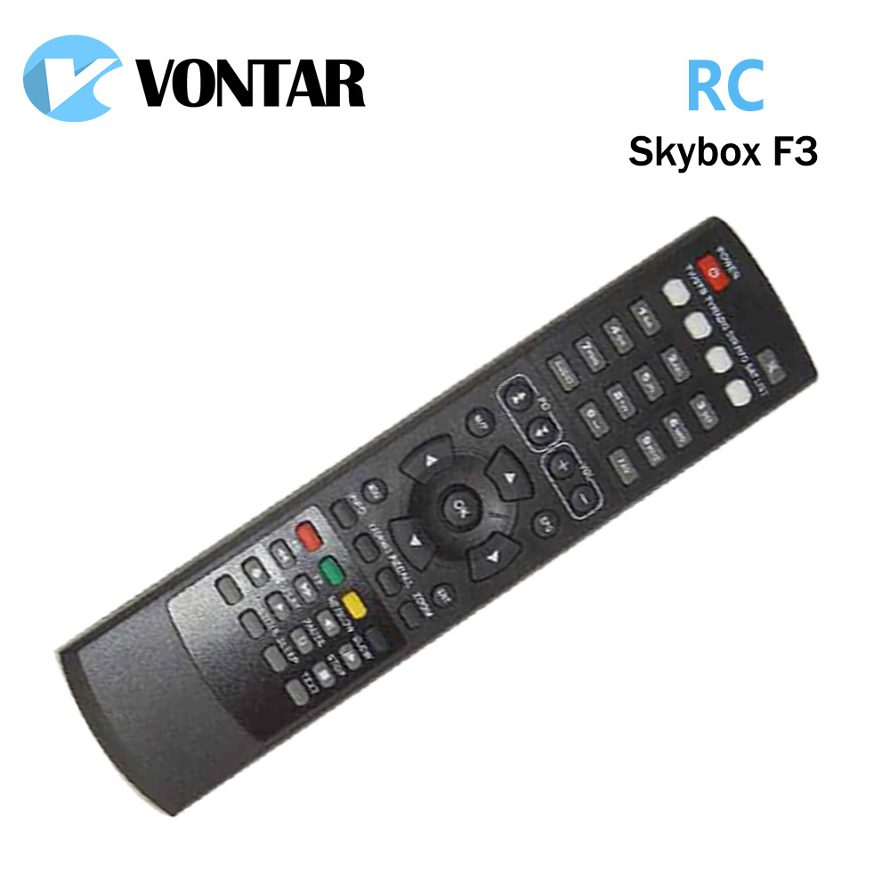 1pc Remote Control for Original Skybox F3 M3 F4 F5 F3S F5S F4S A3 A4 M5 openbox V5S satellite receiver free shipping post