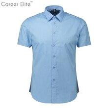 e8b0a6bcd8a high quality 2018 summer new fashion men shirt casual short .