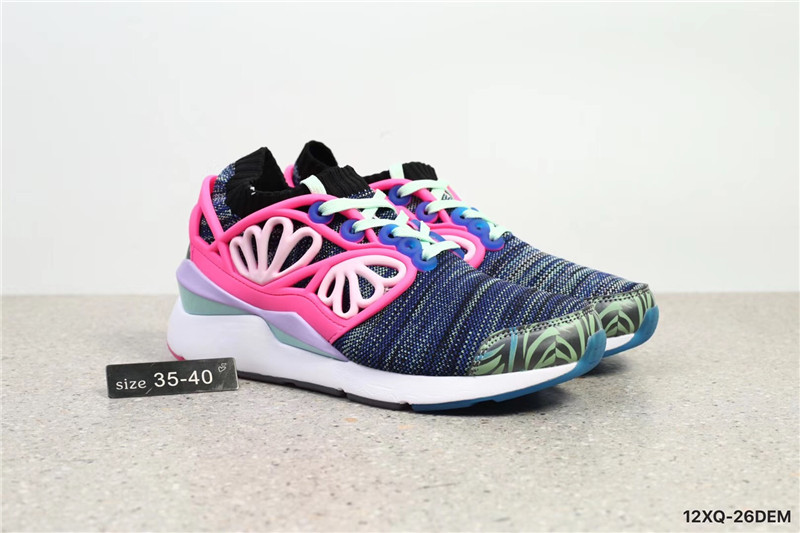 Puma shoes Puma Pearl Cage Mid Fade x Sophia Webster Puma low gradient  white powder 36-39 efadc3774