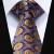 """Festa de Casamento Clássico Quadrado Bolso Gravata TZF01Y8 Roxo Floral 3.4 """"Silk Homens Gravata Gravata Lenço Abotoaduras Set"""
