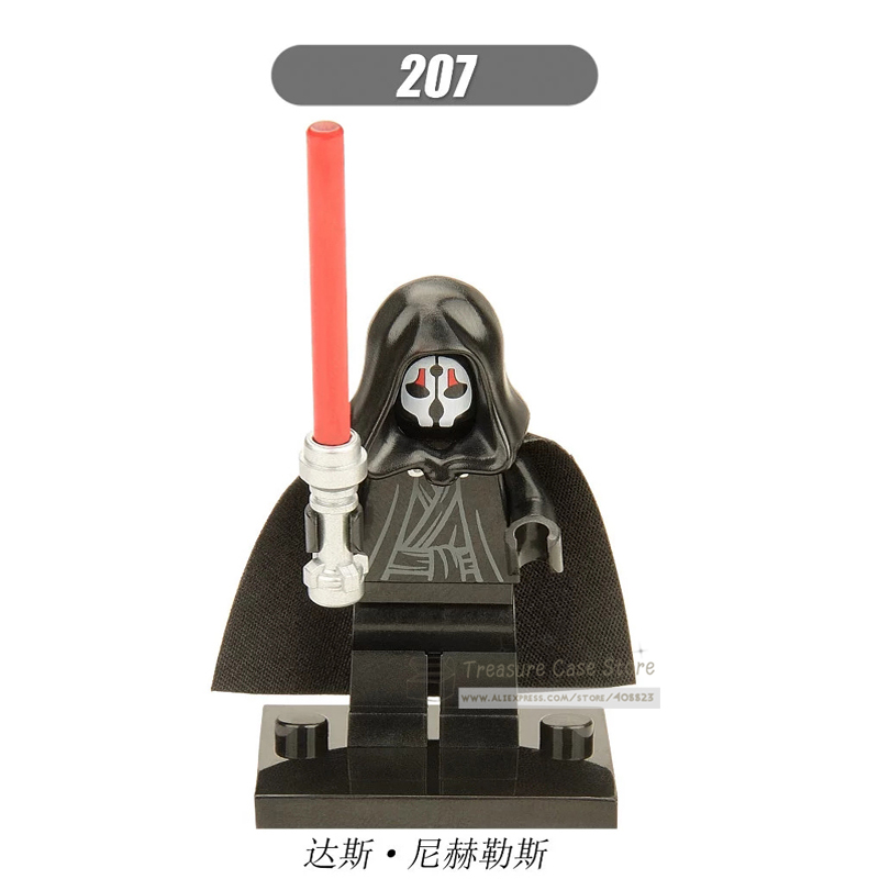 NO.207 Darth Nihilus Individual Figure Star Wars Building Toys Blocks