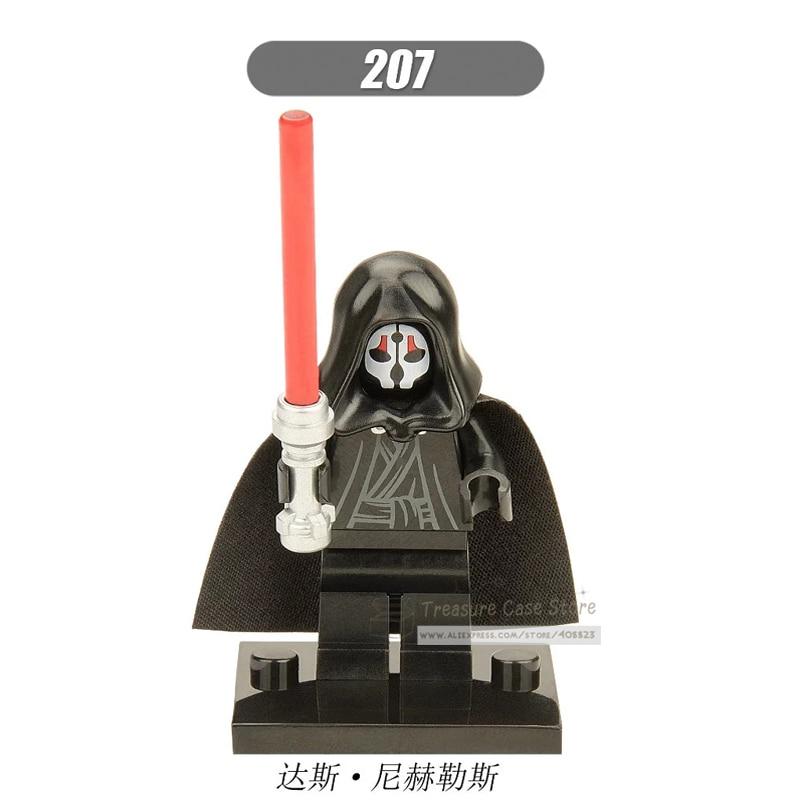 NO.207 Darth Nihilus Individual Figure Star Wars Building Toys Blocks