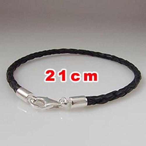 LOTS 5PCS Wholesale Solid 925 Argent Sterling 0.7 mm Boîte Chaîne Collier toutes tailles