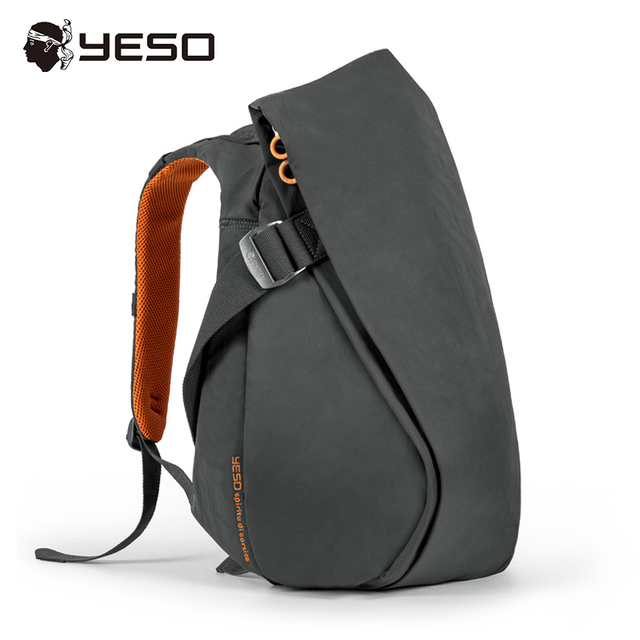 092545a5c1c YESO Brand Backpack 2018 Spring Casual Travel Bag Multifunctional Fashion Bag  Waterproof Oxford European Style Men New Backpack